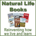 books about unschooling, homeschooling, natural parenting, attachment parenting, green and healthy living