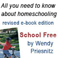 School Free homeschooling book by Wendy Priesnitz